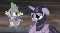 "Twi ""...I'm sorry my friends and I had to take it away"" S5E26"