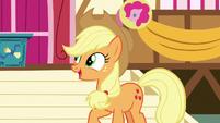 Applejack -sure is!- S8E18