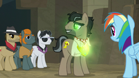 """Caballeron """"henchponies and I have come to value"""" S9E21"""