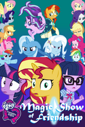 FANMADE Magic Show of Friendship poster