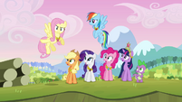 """Fluttershy """"they won't listen to a word I say"""" S03E10"""