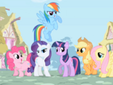 My Little Pony-signatursang