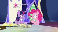 "Pinkie Pie ""you're the princess of friendship"" S7E11"