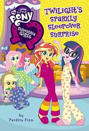 Portada del libro Twilight's Sparkly Sleepover Surprise.jpg