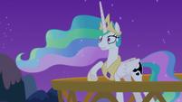 Princess Celestia has another realization S7E10