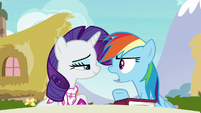 """Rainbow Dash """"but they're real!"""" S8E17"""