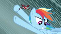 Rainbow Dash yoink S3E5