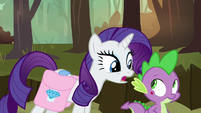 """Rarity """"just don't get the shampoo"""" S8E11"""