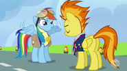 S03E07 Rainbow Dash liderem