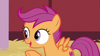 "Scootaloo ""you don't think..."" S8E10"
