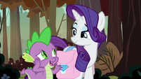 """Spike """"anything for you, Rarity"""" S8E11"""