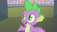 """Spike """"just saw what needed to be done"""" S4E24"""