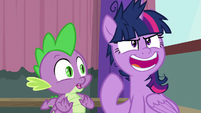 """Twilight """"everypony else is playing"""" S9E16"""