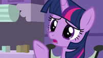 """Twilight """"in the middle of the semester?"""" S9E9"""