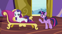 """Twilight """"made sure he didn't have any time"""" S9E19"""