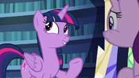 "Twilight Sparkle ""every spell that ever was"" S7E24"