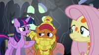 Twilight Sparkle -I can't even use magic- S7E20