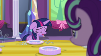 Twilight sighing S06E06