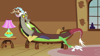 Discord My Little Pony Friendship Is Magic Wiki Fandom Become a patron of mr. my little pony friendship is magic wiki