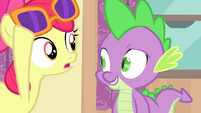 "Apple Bloom ""Would have?"" S4E19"