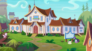 Exterior view of Silver Stable Community S9E5