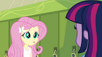 """Fluttershy """"how did you know?"""" EG"""