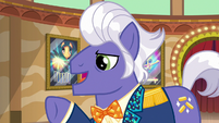 Gladmane --Flam has such a head for business-- S6E20