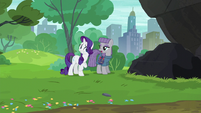 """Maud Pie """"why isn't she using her party cannon?"""" S6E3"""