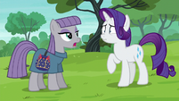 Maud Pie surprised --what--- S6E3