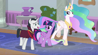 """Neighsay """"glad you're back in charge"""" S8E26"""