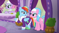 "Rainbow Dash ""oh, absolutely!"" S6E10"