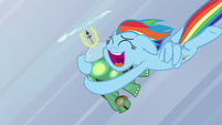 """Rainbow sings """"so you can stay with me"""" and hugs Tank S5E5"""