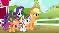 "Scootaloo ""we've got a lot of ground to cover!"" S6E15"