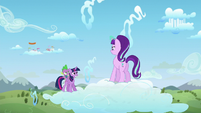 Starlight --what it's like to lose a friend because of a cutie mark-- S5E26