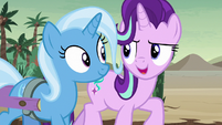 "Starlight Glimmer ""like a buddy movie"" S8E19"