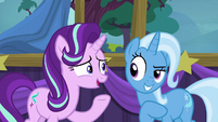 "Starlight Glimmer ""what are friends for?"" S6E6"