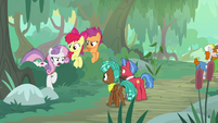 Sweetie Belle -we're not wild swamp ponies- S9E22