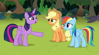 """Twilight """"I know Fluttershy would be thrilled"""" S8E9"""