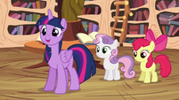 """Twilight """"You'll find it in no time"""" S4E15"""