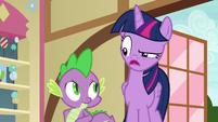 "Twilight Sparkle ""you doubted me?"" S7E3"