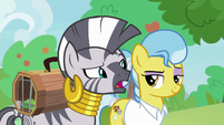 """Zecora """"help those two get along"""" S9E18"""