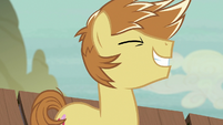 Feather Bangs flipping his mane S7E8