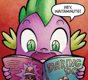 Micro-Series issue 9 Spike's comic.png