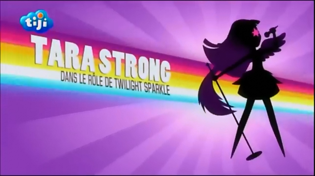 My Little Pony Equestria Girls Rainbow Rocks 'Tara Strong as Twilight Sparkle' Credit - French.png