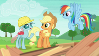 """Ocellus """"confused about teamwork"""" S8E9"""