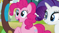 "Pinkie Pie ""I love important!"" S5E22"