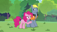Pinkie Pie approves of Fluttershy's vision S7E5