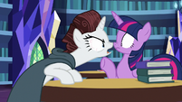 """Rarity """"more disastrous than this?!"""" S7E19"""