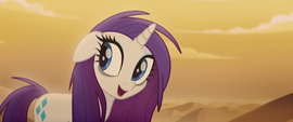 """Rarity """"where there's a city"""" MLPTM"""
