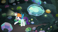 """Rarity angry """"breathing, darling!"""" S9E19"""